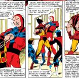 Wolverine has a progressive attitude about transhumanism. (X-Men #152)