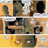 Oh, that'll be awkward. (Uncanny X-Men #23)