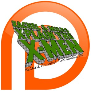 Meanwhile, want to help support the podcast--and get additional content and cool swag? Please take a minute to check out our Patreon campaign! We've got some very cool rewards, but the best part--we think--are the Milestone goals, which are sort of like the X-Men team-up moves of Patreon: giant-size annuals, written posts, original art, a print zine, and more!