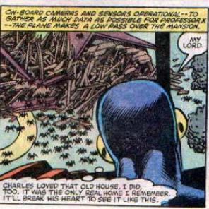 Get used to it, kid. (Uncanny X-Men #154)