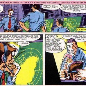 We weren't kidding when we said Phil and Roy were the new Harvey and Janet. (Uncanny X-Men #156)