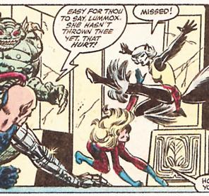 The return of Dr. Peter Corbeau. (Uncanny X-Men #158)
