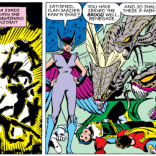 Stun bombs are to comics as knockout spray is to cartoons. (X-Men #161)