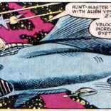 ROCKET SHARKS. (X-Men #164)