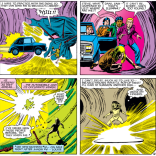 Mutant powers! And a New Mutants cameo! (Storm and Illyana: Magik #3)