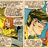 This is literally as explicit a conversation they have about it for... pretty much the entire Silver Age. (X-Men #32)