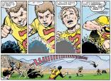 He's also Sunspot! (Marvel Graphic Novel #4)
