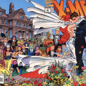 And now, the main event. (X-Men vol. 2 #30)