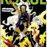 And then Walt Simonson drew Storm, and we had Feelings. (X-Men #171)