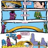 Samurai eyefucking, illustrated. (Kitty Pryde and Wolverine #4)