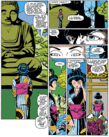 They should really just hand out little warning pamphlets about Mastermind. What a dick. (Uncanny X-Men #173)