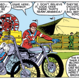 Oh! Of course! Team America! Because, um, right, those guys. (New Mutants #5)