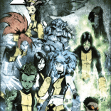 New X-Men #34, art by Skottie Young.