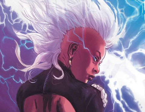 Storm #1 cover art by Victor Ibañez