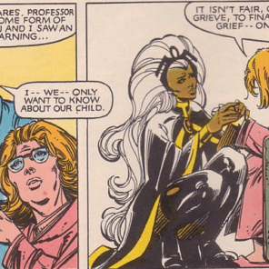 The Greys just CANNOT catch a break. (The Uncanny X-Men and the New Teen Titans)