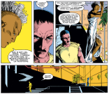 Straight talk. (Uncanny X-Men #186)