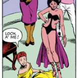 Rahne has a Kaylee moment. (New Mutants #7)