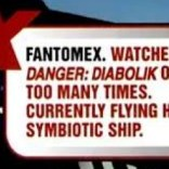 Yep, that's our Fantomex.
