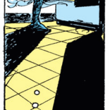 Warlock trying to make friends with inanimate objects is the gift that keeps on giving. (New Mutants #21)