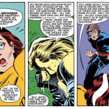 Ooh, moral awakening! (Uncanny X-Men #182)