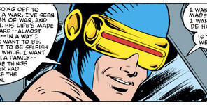 Yeah, good luck with that, Sparky. (X-Men #176)