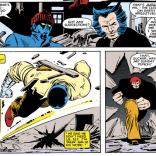 SUNDAY PUNCH. Juggernaut, you delightful scamp. (Uncanny X-Men #183)