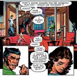 We just really love this dialogue. (God Loves, Man Kills)