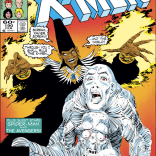 Imagining Kid Miles diving into X-Men with this issue: never not funny. (Uncanny X-Men #190)