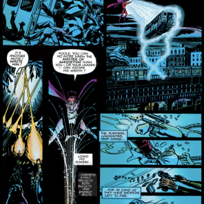 Magneto is so awesome in this story. (God Loves, Man Kills)