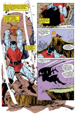 In which the X-Men absolutely fail at hide-and-seek in just about every possible way. (Uncanny X-Men #192)