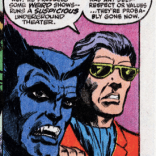 Wow, Wonder Man. Tell us how you really feel. (Beauty and the Beast #1)