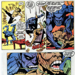 AND THEN BEAST STRANGLED A HORSE GUY WITH A PHONE CORD. (Beauty and the Beast #2)