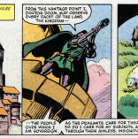 Meanwhile in Latveria, this. (Beauty and the Beast #2)