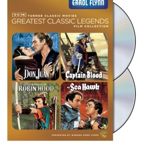 ERROL FLYNN FILM COLLECTION . FOR: Nightcrawler. Kurt Wagner is a huge Errol Flynn fan, to the point of modifying his image inducer to reproduce the visage of the classic swashbuckler; so he's sure to enjoy a boxed set of Flynn's most famous films. . WHAT HE'D PREFER: A soul. . BACKUP GIFT: A collection of John Donne sonnets.