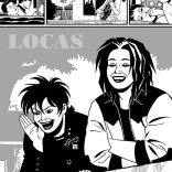 LOCAS: THE MAGGIE AND HOPIE STORIES, BY JAIME HERNANDEZ . FOR: Magik. I have no actual narrative justification for this. I just think Magik would really dig some Love & Rockets. . WHAT SHE'D PREFER: Nothing your fragile mortal mind can grasp, kid. . BACKUP GIFT: A iPod preloaded with pop-culture nostalgia podcasts. For someone who runs with the unusually pop-savvy New Mutants, Illyana has spent relatively little of her life with any kind of media access.