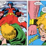 Not a dream! Not an imaginary story! (X-Men #193)