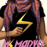 Are you reading Ms. Marvel? YOU SHOULD BE. It is superlative.