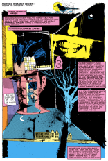 Our introduction to Legion. (New Mutants #25)
