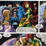 Barry Windsor Smith's X-Men. (Uncanny X-Men #198)