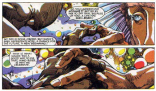 Didn't actually talk about these panels in the episode, but can we just take a moment to admire how splendidly Barry Windsor-Smith draws hands? And, y'know, everything else? (Uncanny X-Men #198)