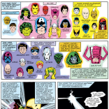 Man, if I got super high with a guy I was into and then hallucinated Secret Wars, that would pretty much be the end of that relationship. (Secret Wars #5)