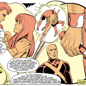 Firestar X-Plains X-Men #193. (Firestar #3)