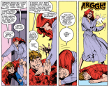 And that's the end of Randall. (Firestar #4)