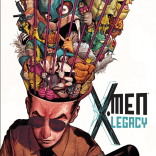 It is entirely fair to judge X-Men: Legacy vol. 2 by Mike Del Mundo's gorgeous, brilliant covers.