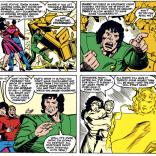 The Beyonder: Definitely a really sympathetic protagonist. (Secret Wars II #8)