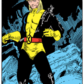 GET IT? Not if you weren't reading Longshot as it was coming out! (New Mutants Special Edition #1)