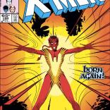 Oh, hi, Phoenix II! (Uncanny X-Men #199)