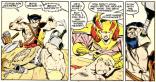 COLD, Wolverine. (X-Men/Alpha Flight vol. 1, #2)