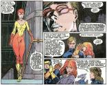 TOO SOON, RACHEL. TOO SOON. (X-Men Annual #9)