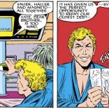 Oh, these assholes. (Uncanny X-Men #200)